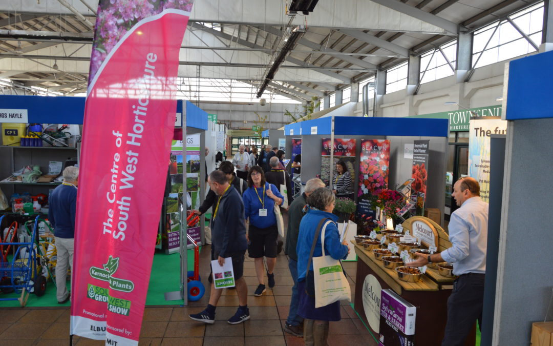 "South West Growers Show to be replaced by ""ShowCase"" for 2020"